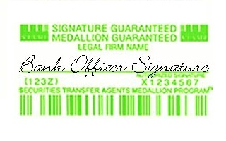 What is a Medallion Signature Guarantee, and Do I Need One?